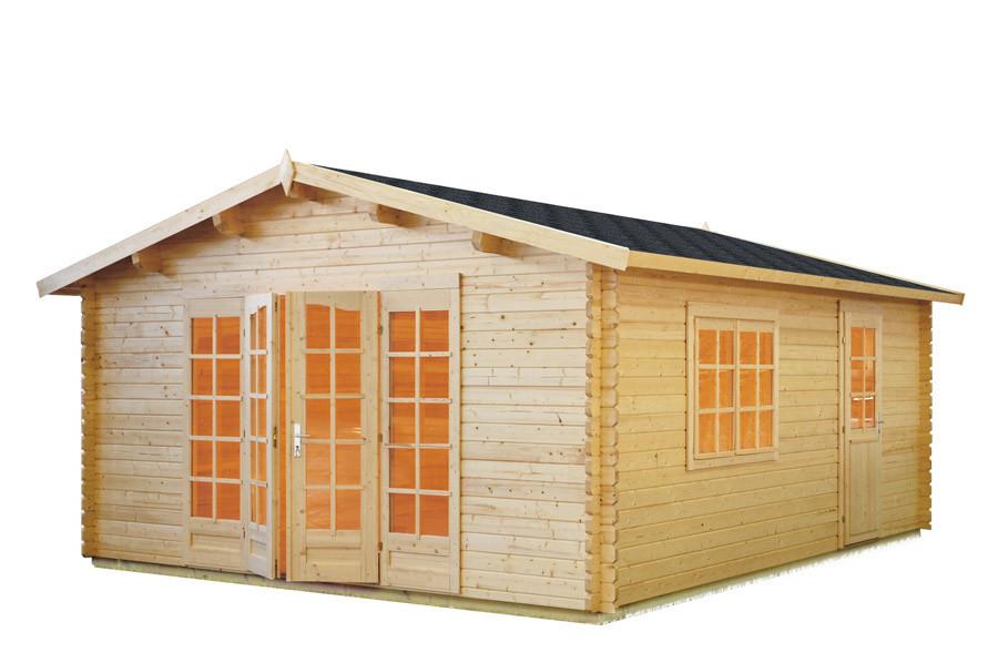 Cases de fusta - photo#49